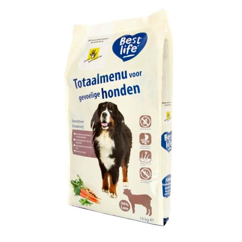 Best Life Totaalmenu sensitive 10 kg