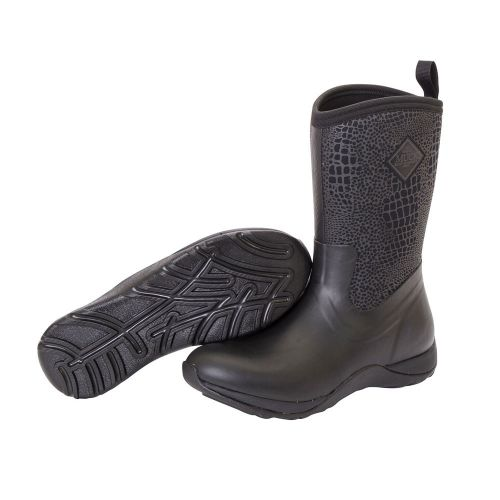 Muck Boot Arctic weekend zwart/croco
